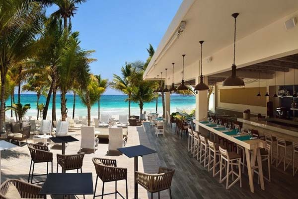 Restaurants & Bars - Catalonia Royal Tulum Beach and Spa Resort - All-Inclusive - Adults Only - Riviera Maya, Mexico