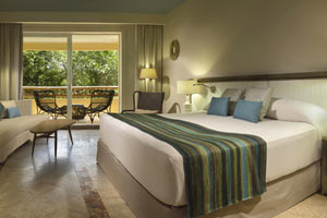 The Premium Room at Catalonia Royal Tulum Beach and Spa Resort